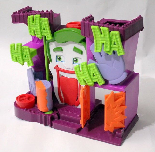 SOLD!! #FisherPrice #Imaginext #Talking #Batman #Joker's #FunHouse #DC #SuperFriends #Ebay #Auction