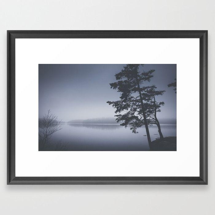 Good morning beautiful Framed Art Print by HappyMelvin | Society6