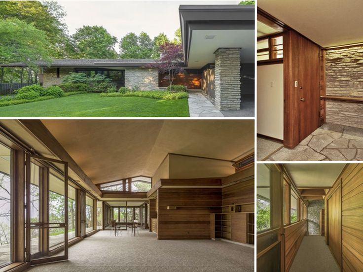 Is This the Greatest Modernist Home for Sale in Chicagoland? - Curbed Chicago