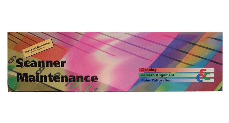 Q1278-60012 Designjet 815, 5500mfp, 4200 Scanner Calibration Sheets