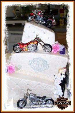 A Bikers Wedding