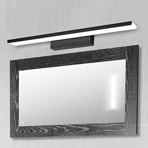 Led Mirror Lamp 81cm 32w Bathroom Lights Aluminum Brushed Materials Cabinet Wall Lights Make Up Lighting Vanity Light 2020 Us 82 6 In 2020 Mirror With Led Lights Led Mirror Modern Makeup Mirrors