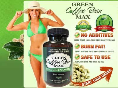 The Green Coffee Bean Max pure green coffee extract is taking the dieting world by storm. This supplement is made from coffee beans before they are roasted, which contain antioxidants including chlorogenic acid that help you lose weight. It may seem too good to be true, but regular users are raving about the fast and easy results they have