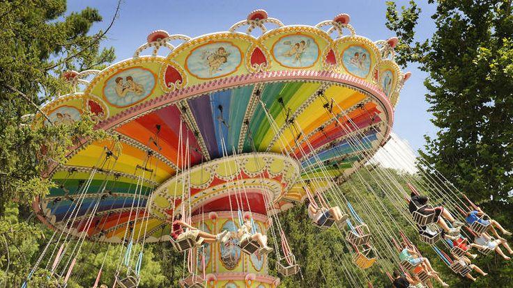 Knoebels Amusement Park, Elysburg, Pa.
