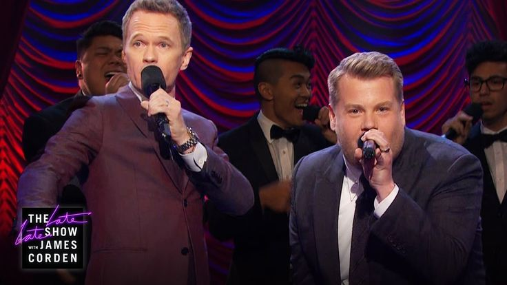 Broadway Riff-Off w/ Neil Patrick Harris This was seriously awesome.