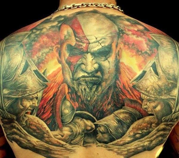 17 best images about tattoo god of war on pinterest armors back tattoos and true art. Black Bedroom Furniture Sets. Home Design Ideas