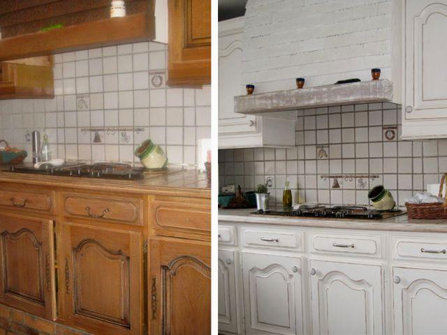 1000 id es sur le th me cuisine avant apr s sur pinterest - Renover sa cuisine avant apres ...