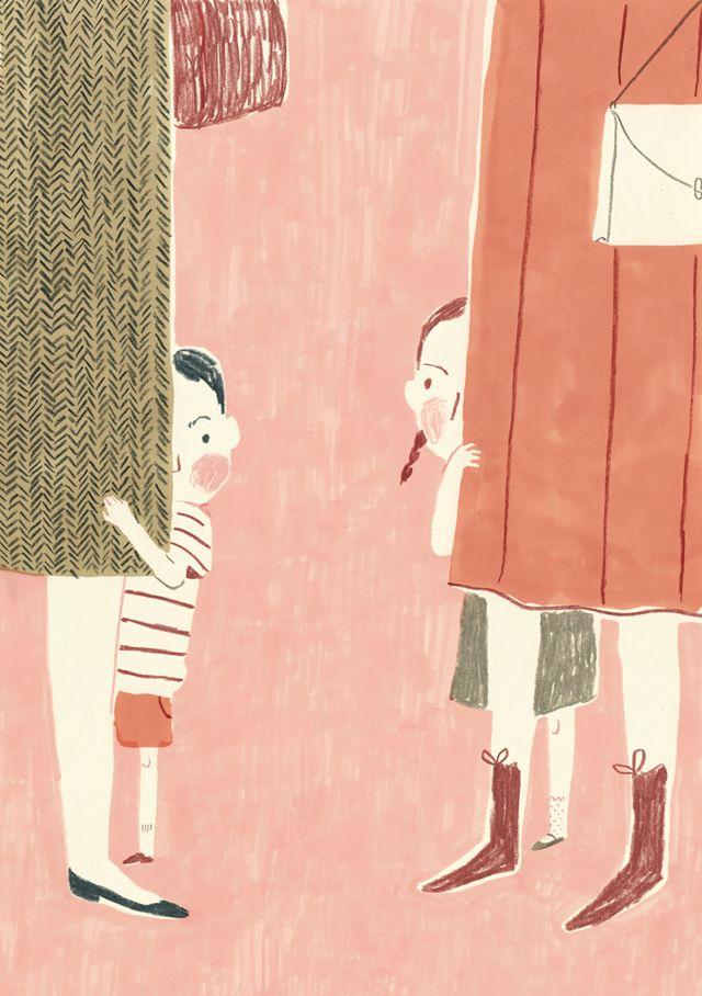 Illustration by Simona Ciraolo