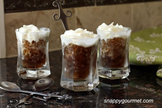 Pinnacle Whipped Vodka root beer floats!
