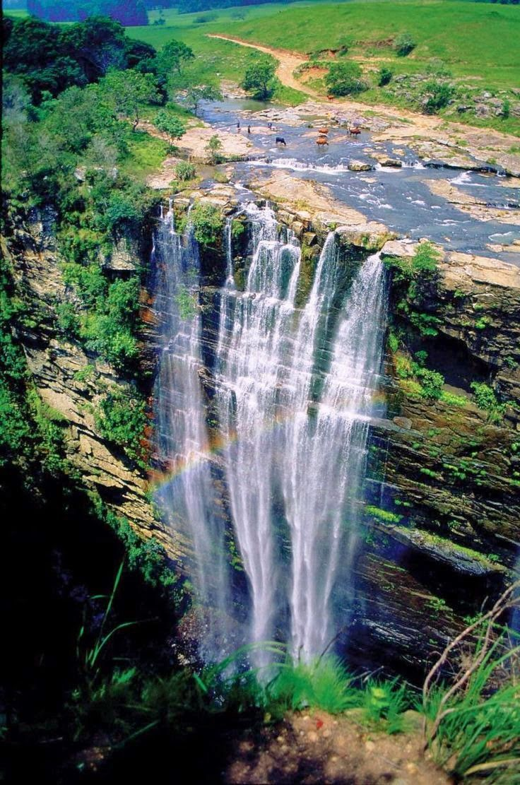 94 Best Waterfalls In Africa Images On Pinterest Waterfalls Places To Visit And Viajes