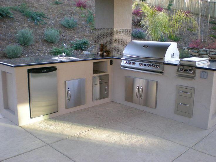 Inside Outdoor Kitchen Foto: Dieses Foto wurde von mhilliker1 hochgeladen. Andere finden…   – sarvnaz tabdili