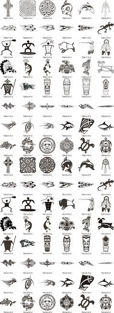 Symbols and Their Meanings | Fonts and Symbols