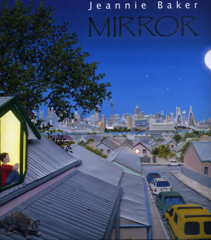 Free PETAA Unit of work on 2011 CBCA shortlisted book Mirror by Jeannie Baker
