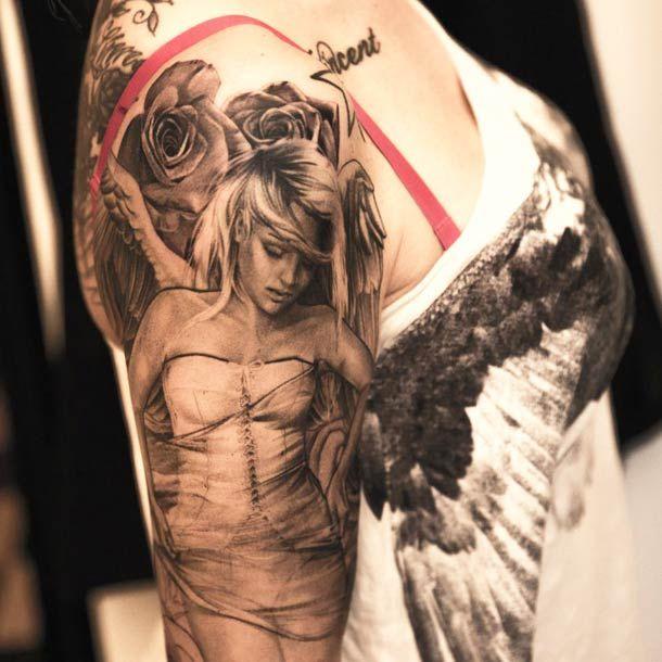 29 superbes tatouages réalistes de Niki Norberg (image)