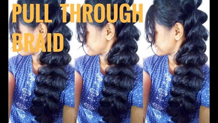 Braid for Thin Hair | Pull Through Braid