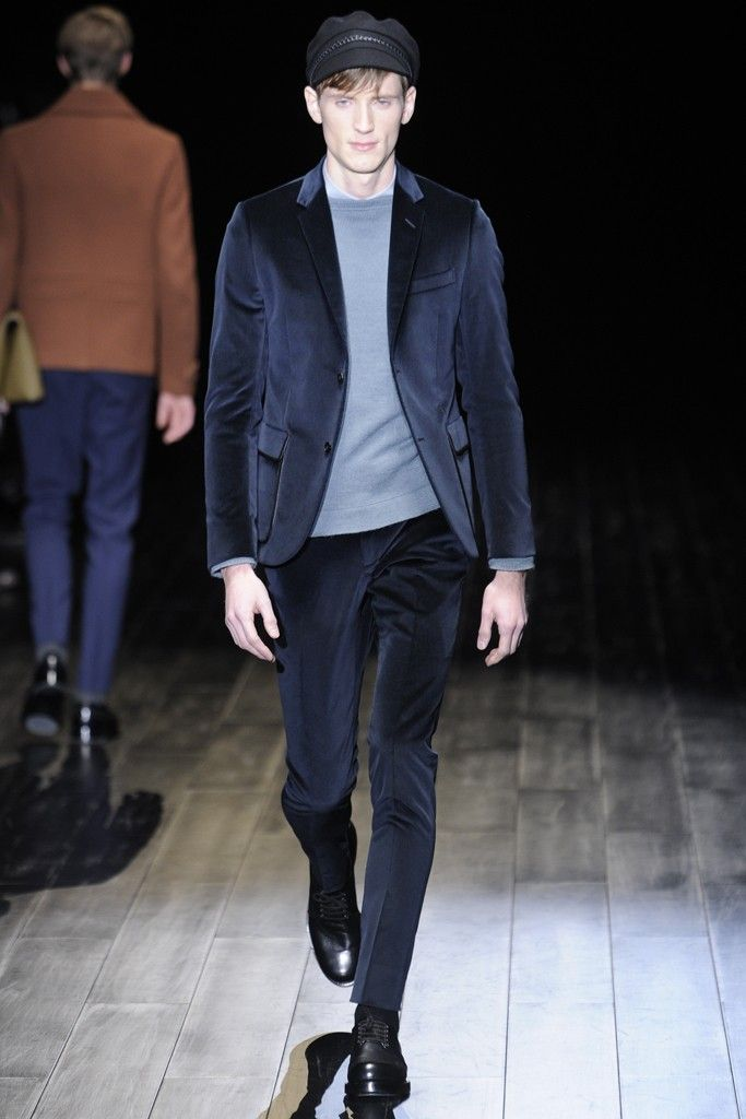 Gucci Fashion Show 2014 Men Gucci Men s RTW Fall