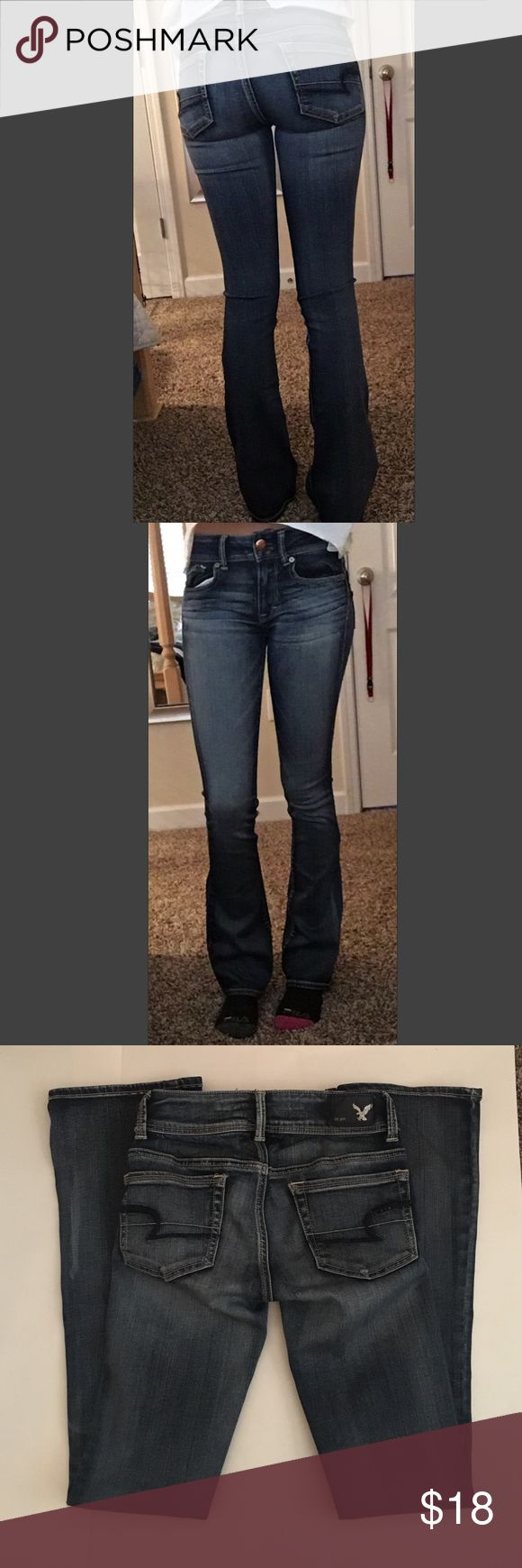 American Eagle Bootcut Jeans American Eagle Bootcut Jeans. Size: 00 In great condition. American Eagle Outfitters Jeans Boot Cut