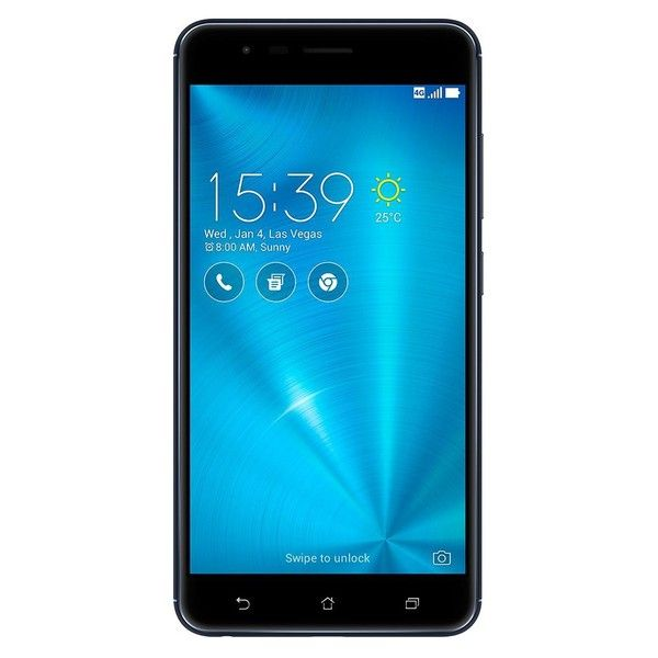 cool Smartphone Asus Zenfone 3 Zoom Dual Chip Android 6.0 Tela 5.5` Qualcomm Snapdragon 64GB 4G Wi - Fi Câmera 13MP - Preto 4553070