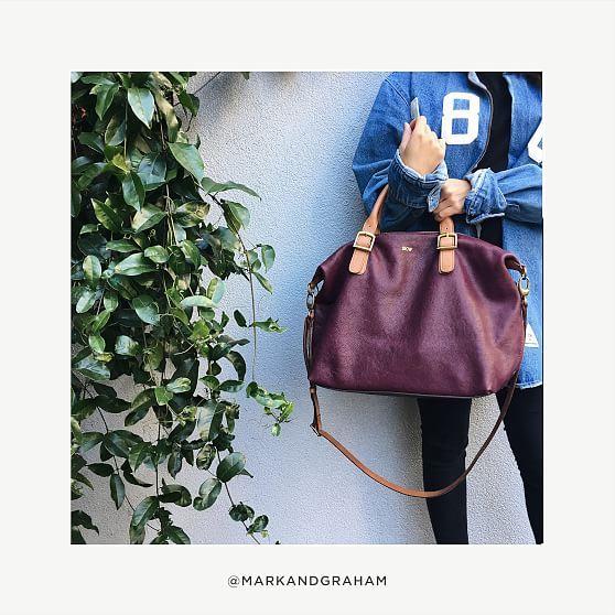 Brooklyn Buckle Bag