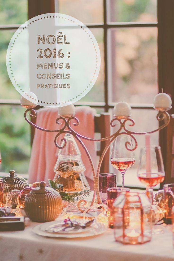 C'est bientôt Noël !!! Oui oui ouiiiii plein d'idées pour commencer à y penser et à composer ses repas <3