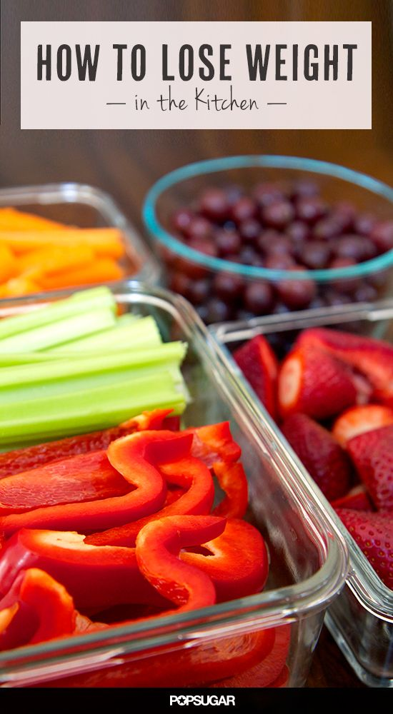 Do These 10 Things in Your Kitchen to Lose Weight - The kitchen is the heart of the home, but it's also the place that can make or break you on the weight-loss front. If you're on a quest to slim down, do these 10 things in your kitchen.