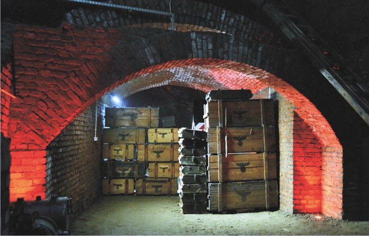 Projekt Arado - podziemne sztolnie pod Kamienną Górą, Dolny Śląsk