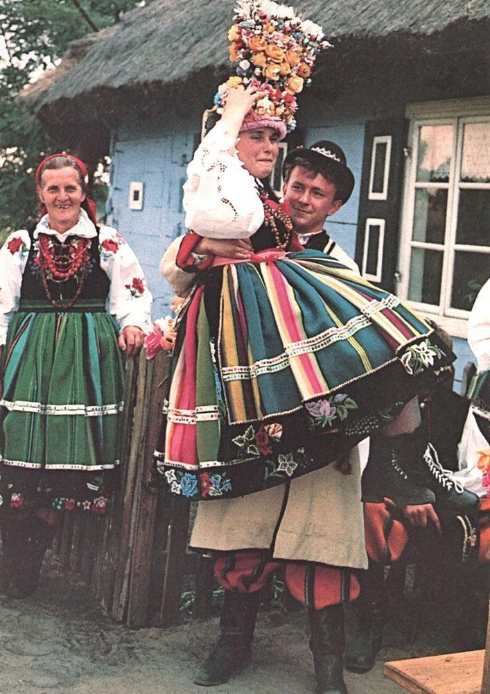 Łowicz wedding. Poland.