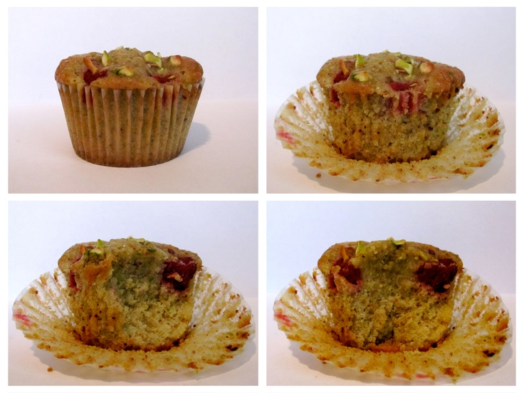 Pistachio-Raspberry Tea Cakes | Food: From My Kitchen | Pinterest