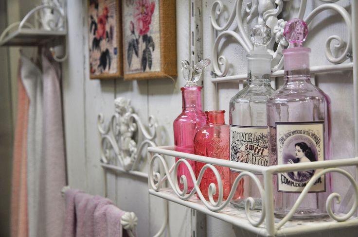 Romantic accessories..