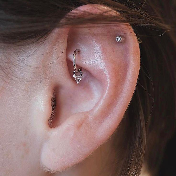 Best 25+ Rook ideas on Pinterest   Ear peircings ...  Rook Piercing Stud