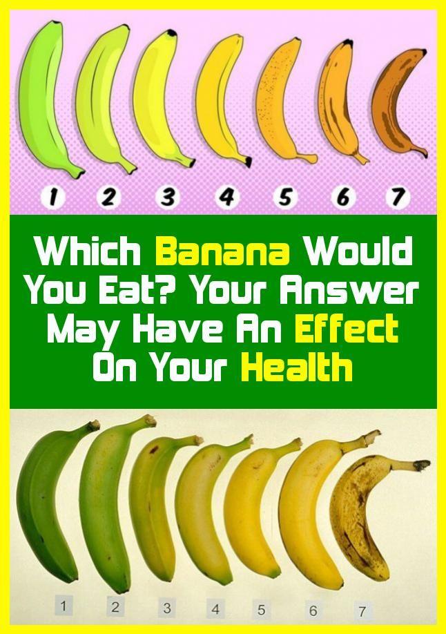 Do You Want A Banana : banana, Which, Banana, Response, Impact, Health., #Brownbananas, Lovers,, Banana,, Green