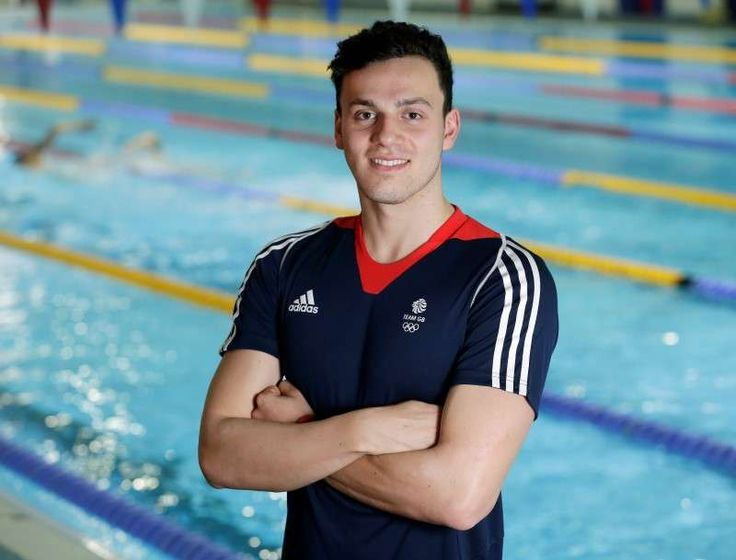 Rio Olympics 2016: British swimmer James Guy aims to leave his own ...