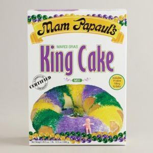 Mam Papaul's Mardi Gras King Cake Mix
