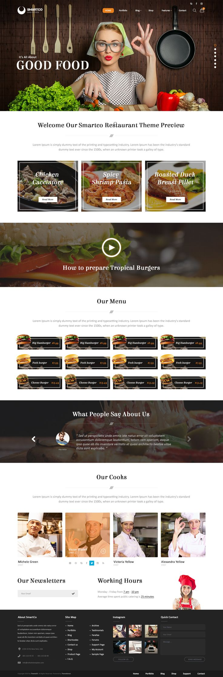 WordPress Themes Awards #creative #designs