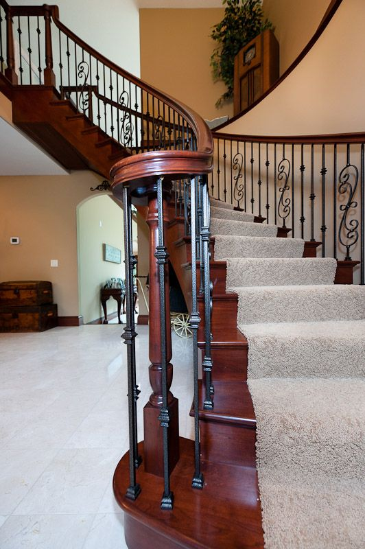 12 best Stair Railings images on Pinterest | Banisters ...