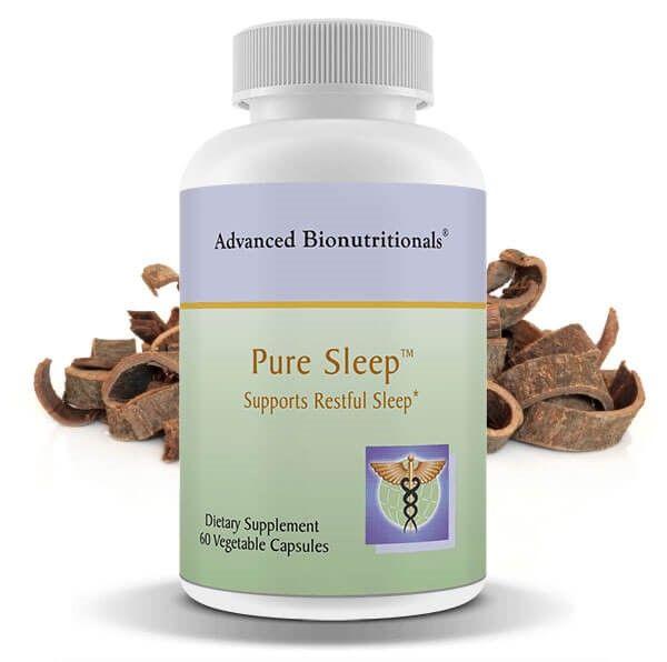 Buy Pure Sleep Honokiol Magnolia Bark Passion Flower Peony Root Melatonin Supplements Melatonin Best Natural Sleep Aid Pure Products