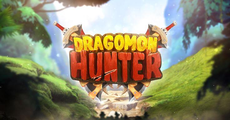Dragomon Hunter Logo on Behance