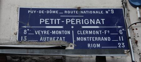 sur ma route nationale 9 RN9 N9 Moulins Riom Clermont Ferrand