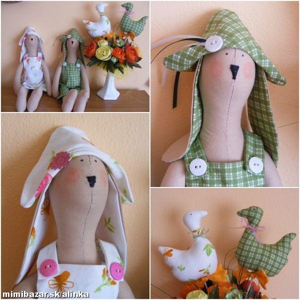 Tilda's Rabbit - pattern