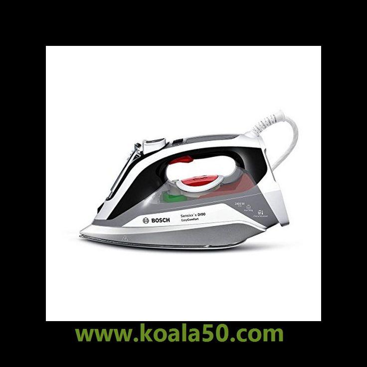Plancha de Vapor BOSCH TDI90EASY Sensixx´x DI90 2400W - 85,13 €   Si buscas electrodomésticos para tu hogar a los mejores precios, ¡no te pierdas Plancha de Vapor BOSCH TDI90EASY Sensixx´x DI90 2400W y una amplia selección de pequeño electrodoméstico de...  http://www.koala50.com/secadoras-planchas-tendederos/plancha-de-vapor-bosch-tdi90easy-sensixx-x-di90-2400w