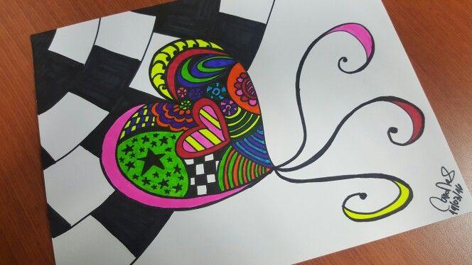 #DibujoDejarteDeAmar