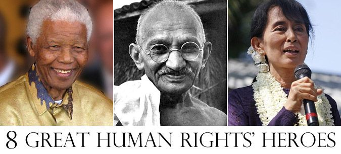 ganhi king and mandela what made 10 reasons why gandhi is my hero  you need not be troubled if you have made mistakes, or if your ideal has slipped away just continue to give your best.