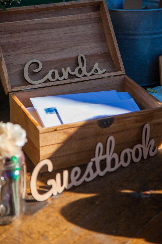Gastenboek teken voor bruiloft of Party Decor door ZCreateDesign