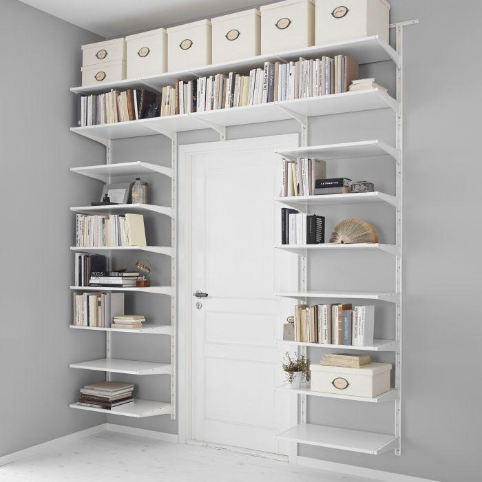 Begehbarer kleiderschrank ikea algot  15 besten ALGOT Bilder auf Pinterest | Ikea algot, Konsole und ...