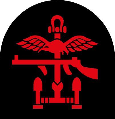 British Commandos Insignia. WWII.