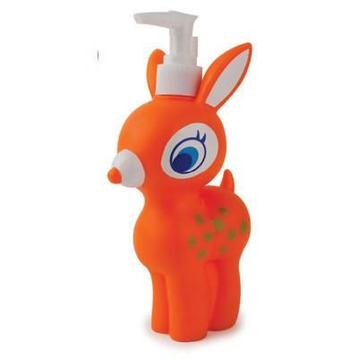This Bambi Soap Dispenser makes it debut at ARTEL today - and is a must have item for both young and old as it simply leaves a smile on your face. This little friend is very hip yet the design is timeless and functional what more could you want?!?! ARTEL's owner, Karen, keeps one in her bathroom.