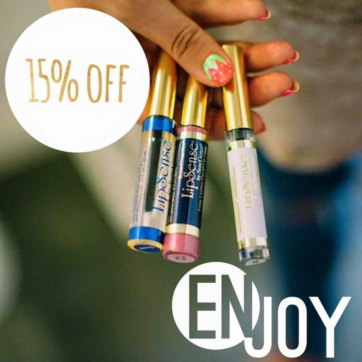 15% off a LipSense Starter Collection (colour, glossy gloss and oops remover) www.facebook.com/lastinglip