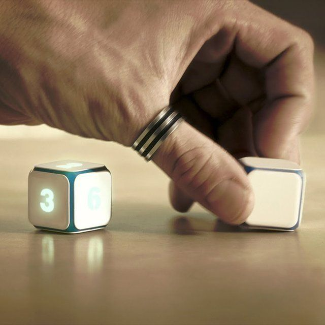 Electronic Dice for Tablet Games by Dice+ #Dice, #Electronic, #Game, #Tablet