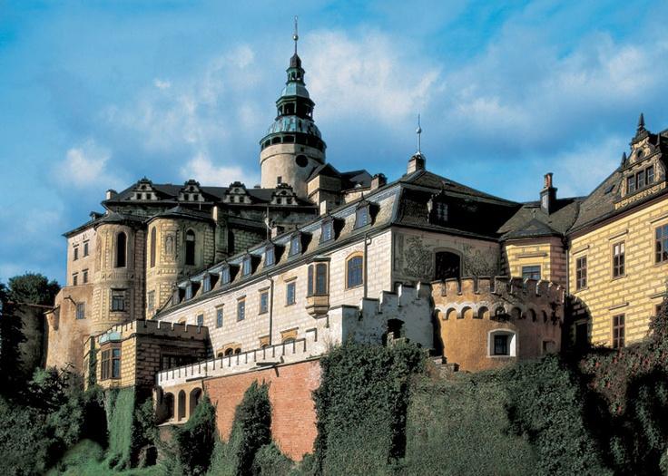Frýdlant Chateau, Czech Republic