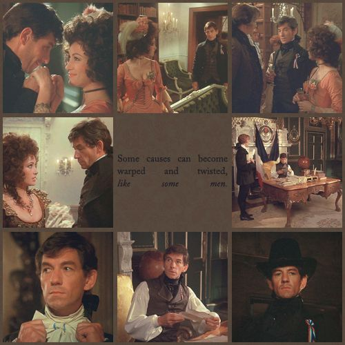 The Scarlet Pimpernel... Love this movie!!